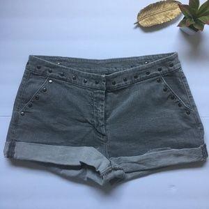 Alexander McQueen Shorts - Alexander Mcqueen for target grey shorts #5
